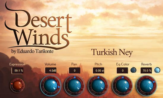 desert winds screen