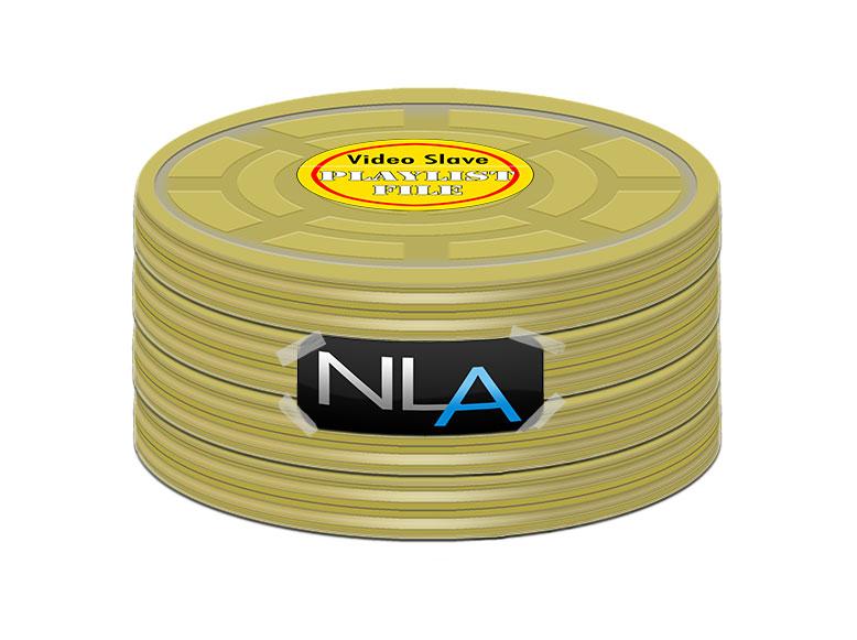 NLA Playlist Icon